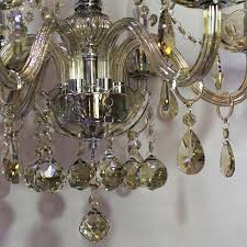 marie therese chandelier assembly instructions fresh marie therese 6 arm clear or champagne crystalefbc86glass of marie