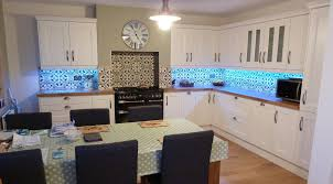 moroccan tiles in kitchen uk