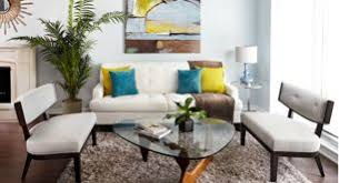 living room ideas. Small Living 101: How To Make Your Room Look Larger Ideas I