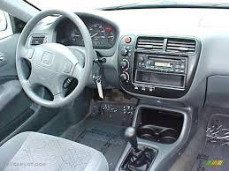 1999 Taffeta White Honda Civic EX Coupe #9452388 Photo #11 ...