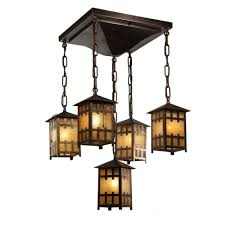 craftsman chandelier luxury chandeliers craftsman chandelier new mission style chandelier