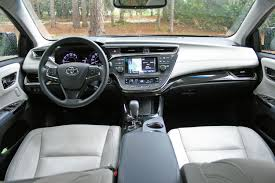 2014 Toyota Avalon - Driven Review - Top Speed