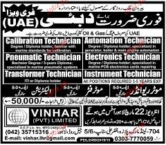 Calibration Technicians Calibration Technicians Automation Technicians Wanted