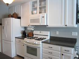 Cabinet For Kitchen Appliances Cabinet Paint That Matches White Kitchen Appliances Home Staging