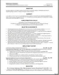 Engineer Resume Template Mechanical Engineering Resume Templates Elegant 100 Engineer 16