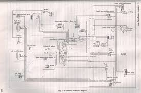 2008 foton 254 generator to alernator swap John Deere 2040 Wiring Diagram original schematic with generator john deere 2010 wiring diagram