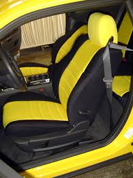 dodge challenger standard color seat covers