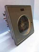 Foxboro Chart Drive Pneumatic Circular Recorder Type 37