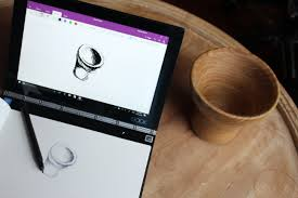 lenovo yoga book drawing exle