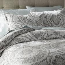 apollo medallion 150 thread count 100 cotton duvet set