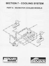 diagram together mercruiser cooling system diagram on jet jet boat pump parts also mercruiser engine cooling system diagram