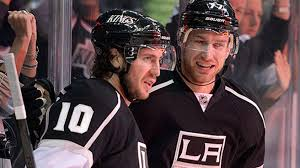 flyers kings richards richards carter excited to face flyers together nbc sports