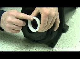 howto repair a hayward super ii pump poolplaza com