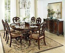 formal dining tables set. exquisite round oval formal dining table \u0026 6 chairs room furniture set formal dining tables set