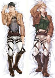 A place for fans of eren jaeger to view, download, share, and discuss their favorite images, icons, photos and wallpapers. Attack On Titan Eren Jaeger Cosplay Dakimakura Hug Body Pillow Case Cover Gift Ebay