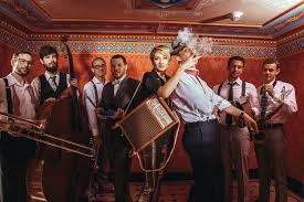 The <b>Hot Sardines</b> — Admiral Theatre