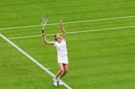 Wimbledon in England, 2021