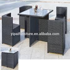 space saving patio furniture. Rattan Outdoor Sofa Space Saving Patio Furniture N