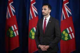 Stephen lecce is a canadian politician. Live Video Stephen Lecce Minister Of Education Announces Back To School Plans Toronto Com
