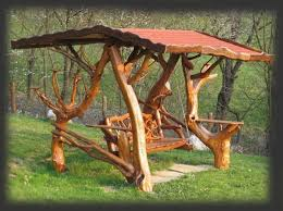 rustic outdoor furniture. Rustic Garden Furniture Plans Outdoor The Advantages Of Using Home Design