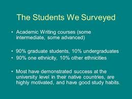 Inside Track  Successful Academic Writing