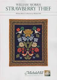 """William Morris - """"Strawberry Thief"""" Pattern & William Morris -"""
