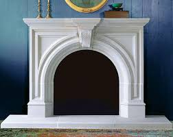 cast stone fireplace mantels adaptable for prefabricated and masonry fireplaces and firebo