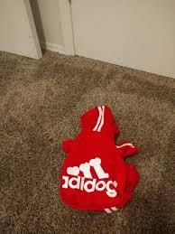 Scheppend adidog <b>Pet Clothes</b> for <b>Dog Cat Puppy</b> Hoodies Coat ...