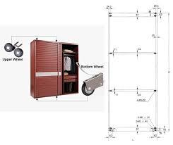 sliding wardrobe doors detail. Exellent Doors Assembly Detailsjpg To Sliding Wardrobe Doors Detail L