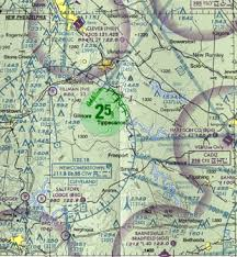 Vfr Sectional Chart Quiz Aopa Safety Quiz
