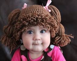 Cabbage Patch Crochet Hat Pattern