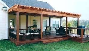 covered deck ideas.  Deck Covered Deck Designs Backyard Ideas Outdoor  Inside Covered Deck Ideas E