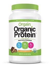 Orgain Organic Plant Based Protein Powder ... - Amazon.com