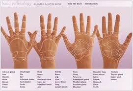 Hand Reflexology Interactive Reflexology Research Project
