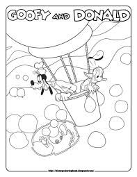 Mikey Mouse Clubhouse Coloring Pages Minnie Mouse Coloring Pages