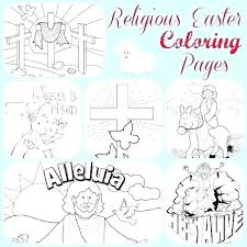 Easter Jesus Coloring Pages Ofgodanddicecom