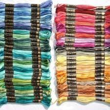 Anchor Floss Colour Chart Anchor Stranded Cotton Mt Eliza Needlework