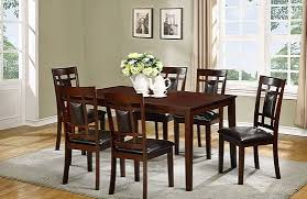 dining table w 6 chairs