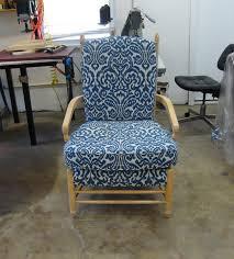 classic chair custom re upholstery
