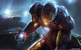 Cool 3d Wallpaper Of Iron Man