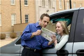 Image result for lady giving directions