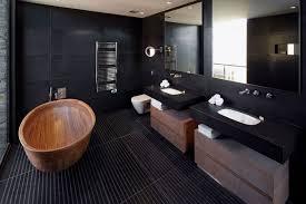 black bathroom. 10 Black Luxury Bathroom Design Ideas (10) Back In With R