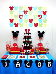 1 Year Old Boy Birthday Party Ideas Studentadviceco