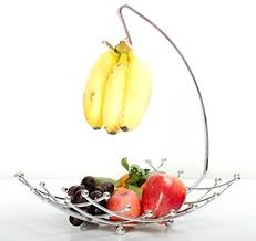 fruit bowl with banana hook fruit bowl with banana hook uk wooden fruit bowl with banana