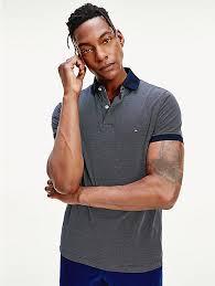 <b>Мужские рубашки поло</b> | Хлопковые поло | Tommy Hilfiger® RU