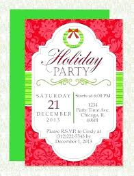 Christmas Invite Template Free Puebladigital Net
