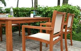 4 seater patio set ideal wooden patio set 4 from hardwood outdoor dining set 4 garden 4 seater patio set