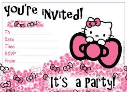More Hello Kitty Free Hello Kitty Printable Free Party