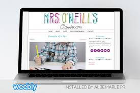 Weebly Website Templates Extraordinary Home Albemarle PR