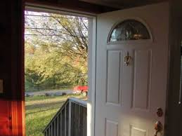 open front door welcome. Awesome Open Front Door Welcome With Simple House Cures Intended Decorating N